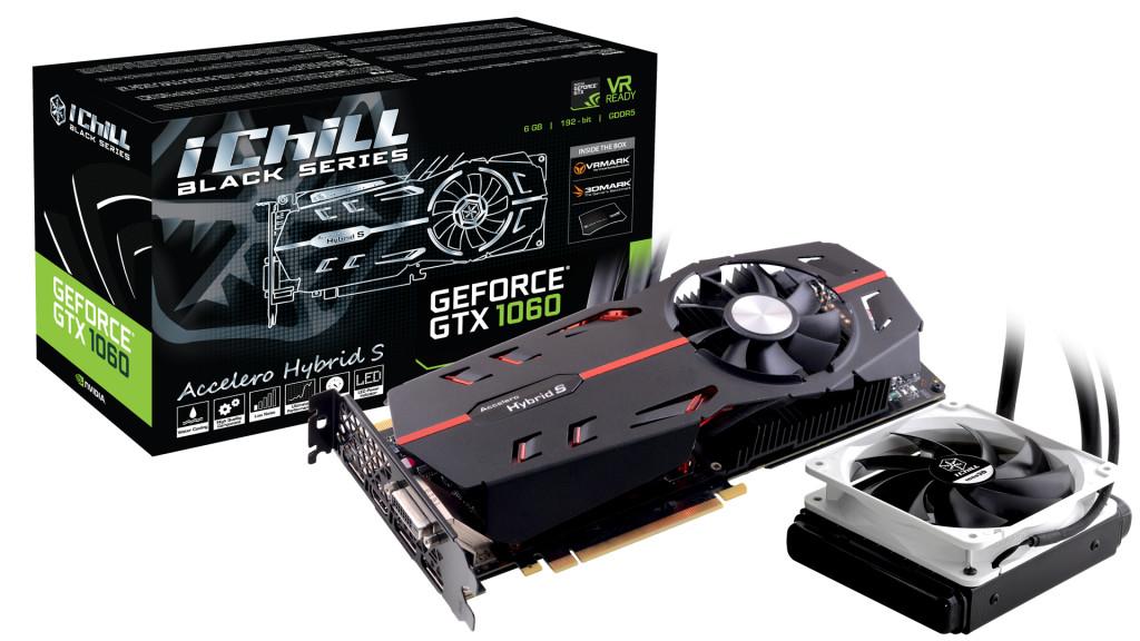 iChill GTX 1060 Black 2