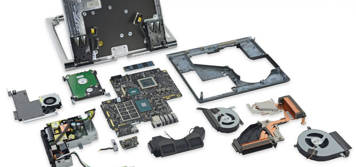 iFixit Surface Studio Teardown