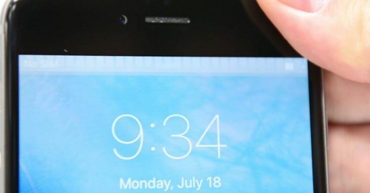 iPhone 6 Plus Display Issue