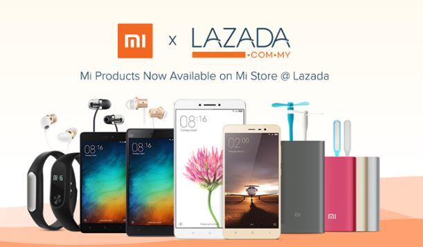Official Mi Store Lands In Lazada Malaysia Offers Three Brand New