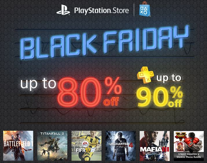 916a40af903 PlayStation Black Friday Sale Offers up to 90% Discount on AAA Titles in  Malaysia