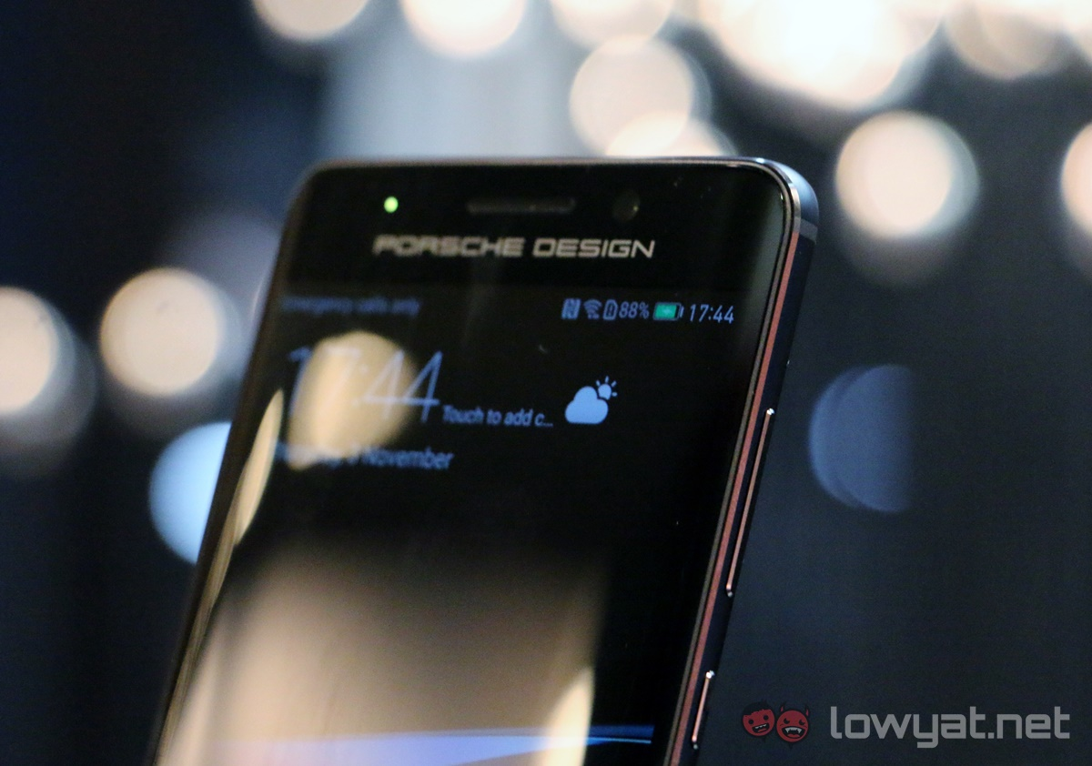Porsche Design Huawei Mate 9 Hands On: Huawei's Best Phone ...