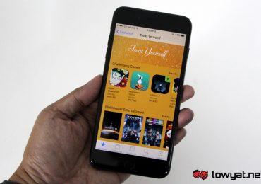 Ringgit Malaysia in iTunes Malaysia