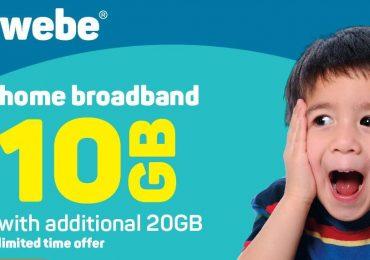 Webe Home Broadband