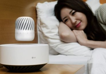 LG Levitating Portable Speaker PJ9