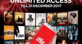 iflix for UniFi and Streamyx Customers