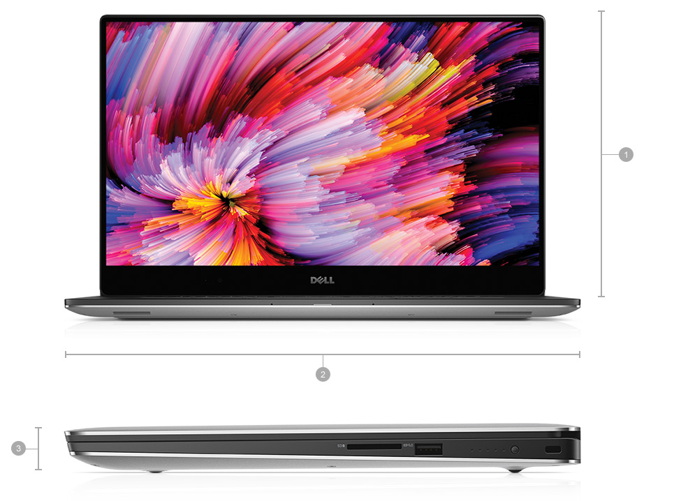 Dell XPS 15 9560 2