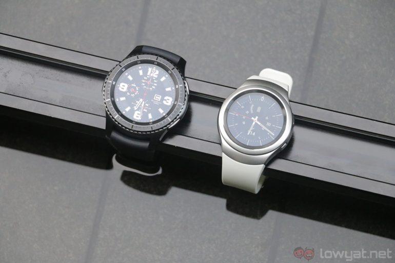 Rumour Samsung Gear S4 Smartwatch Possibly In Development Lowyat Net