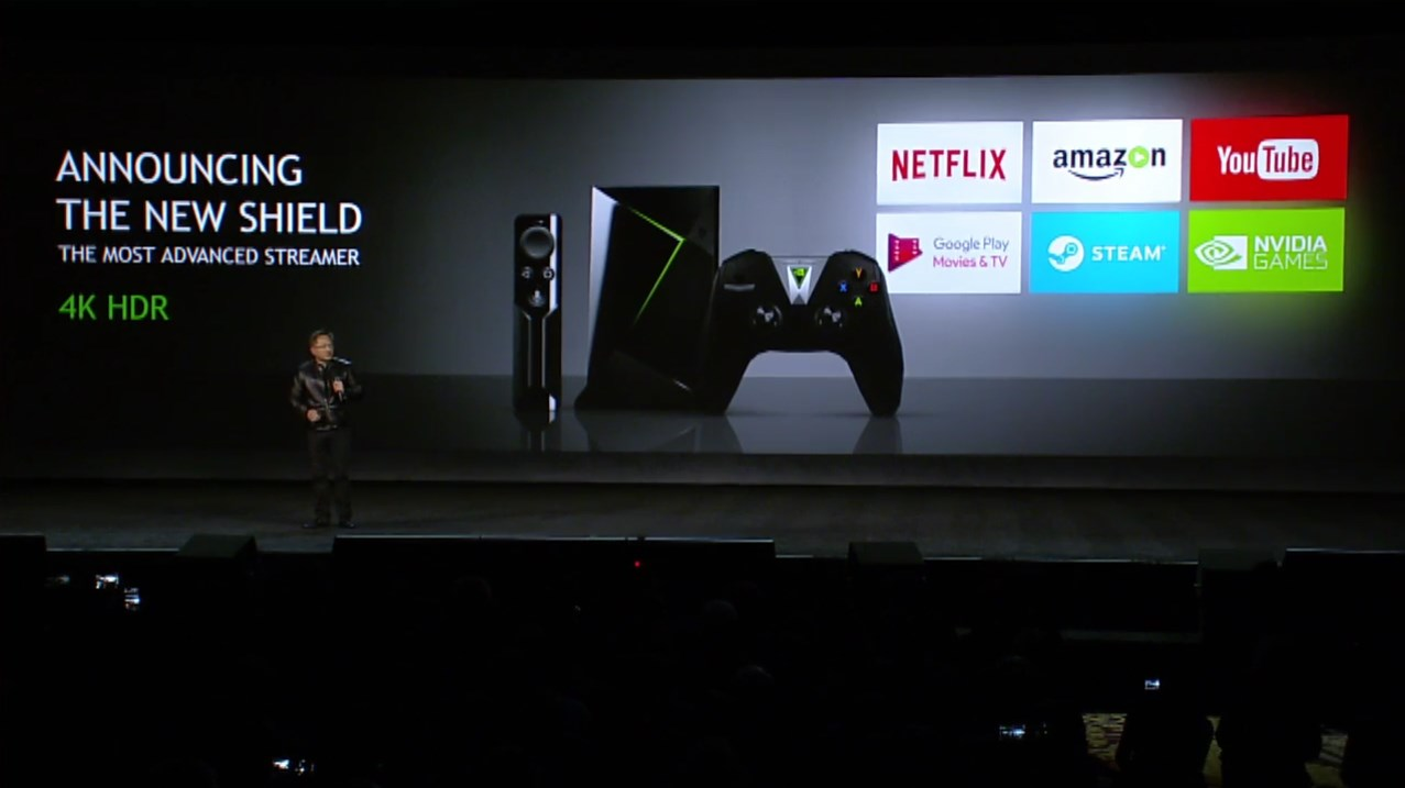 NVIDIA 2-In-1 SHIELD Tablet Reportedly In Development