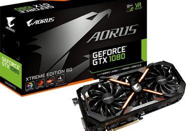 Aorus GTX 1080 Xtreme Edition 1