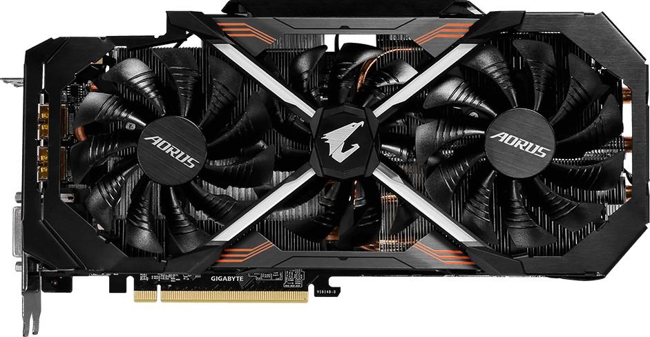 Aorus GTX 1080 Xtreme Edition 2