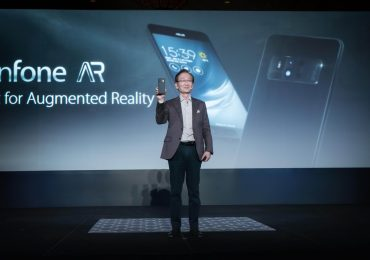 Asus ZenFone AR On Stage