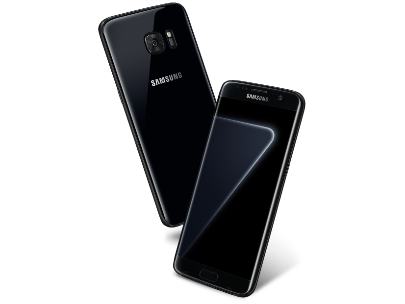 GS7 edge Black Pearl_Product Image