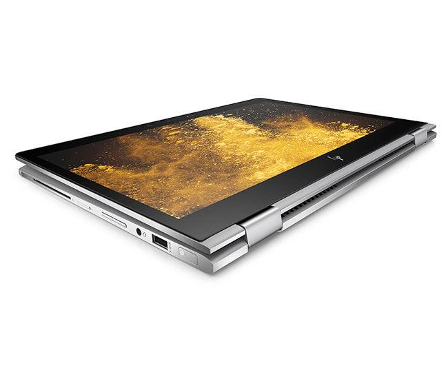 HP Elitebook x360 tablet mode