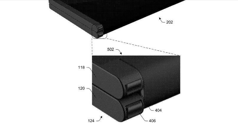 Microsoft Folding Patent 2