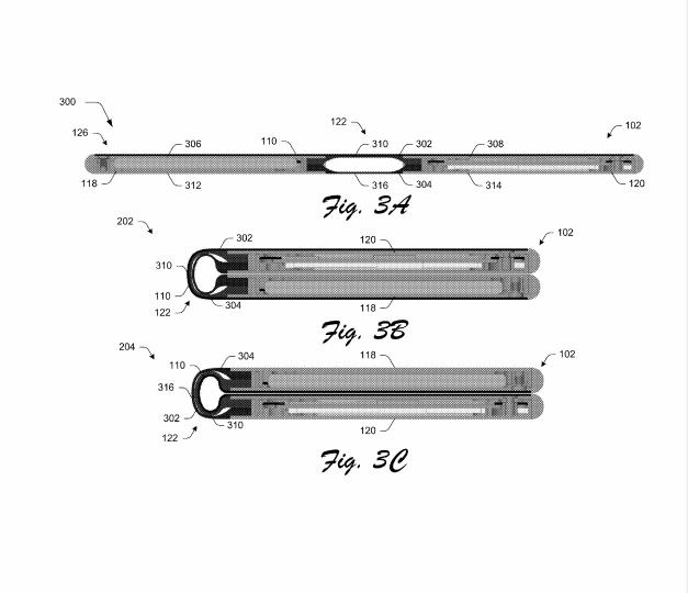 Microsoft Folding Patent