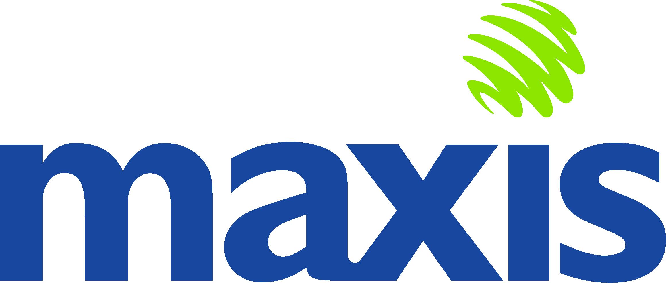 New Maxis Logo