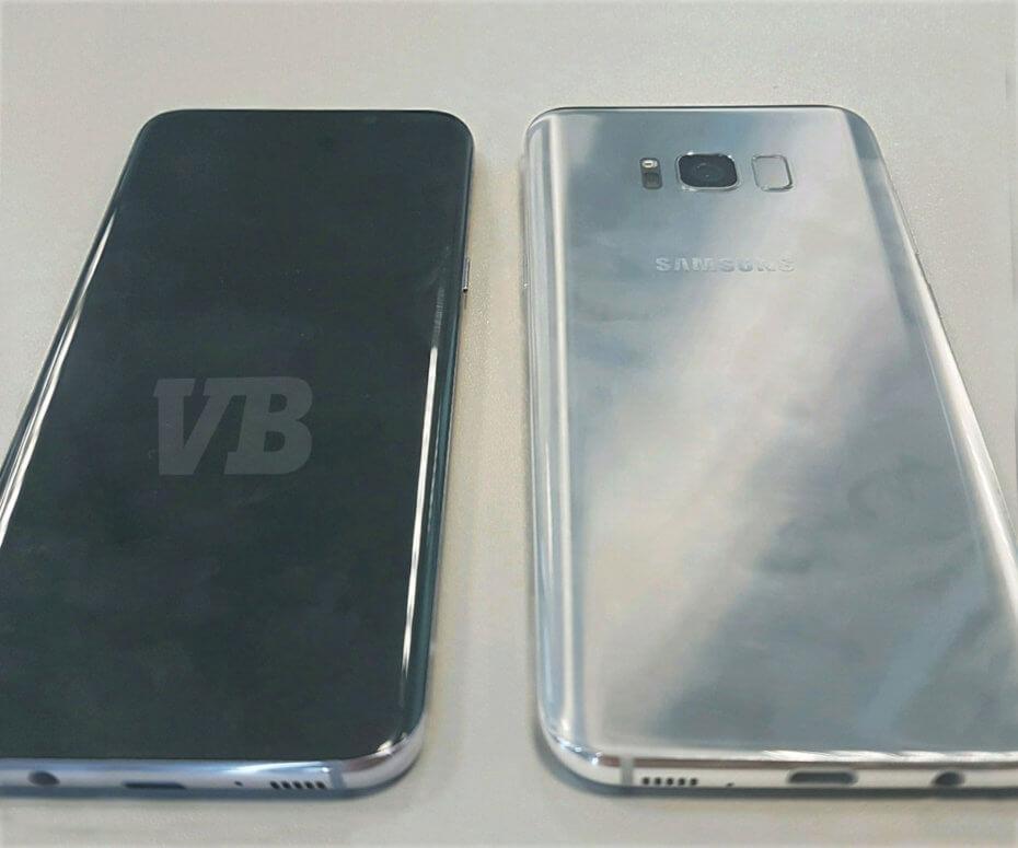 Samsung Galaxy S8 VentureBeat