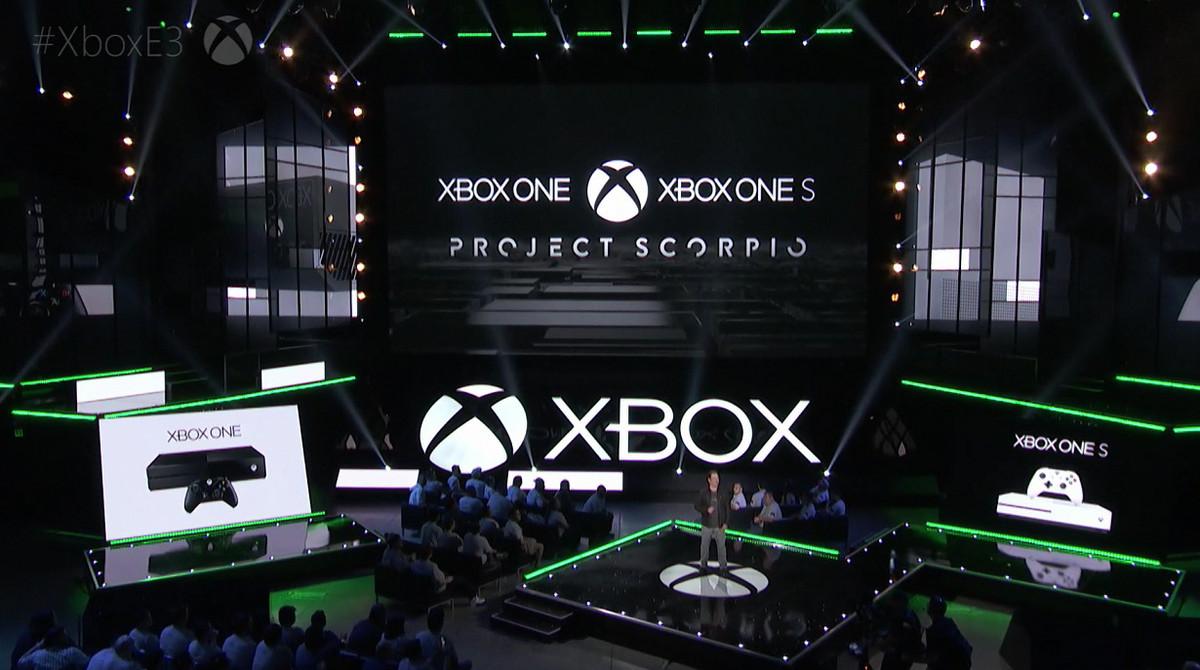 Xbox Scorpio 2