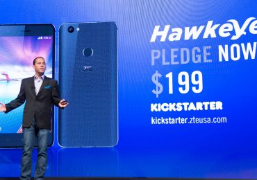 ZTE Hawkeye announcement