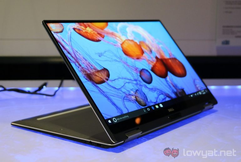 Dell Xps 13 2 In 1 Hands On One Of The Best Ultrabooks Gets Flexible