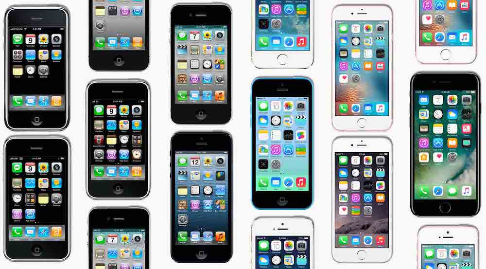 Apple Celebrates 10th Anniversary For The IPhone, Promises