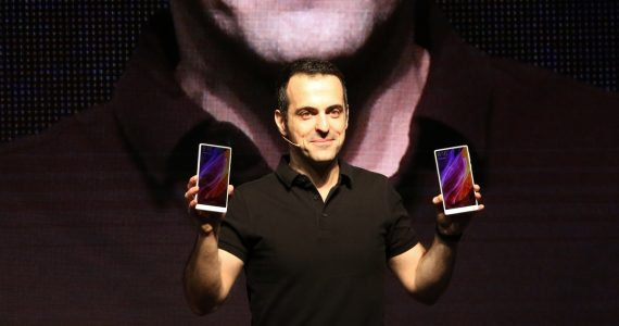 Xiaomi CEO: Mi Mix Successor Is in the Works