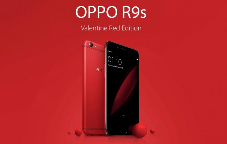 OPPO Launched F5 6GB in Premium RED Edition Specifications