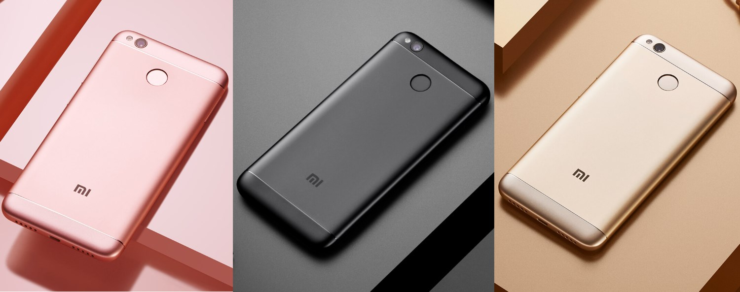 Xiaomi Redmi 4X Offers Maximum Standby Time Of 18 Days