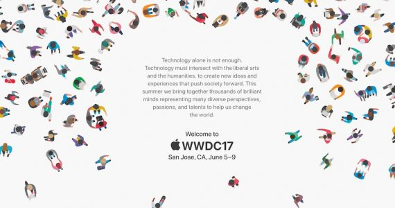 Apple Announces WWDC 2017 Event Scheduled for 5th – 9th June 2017