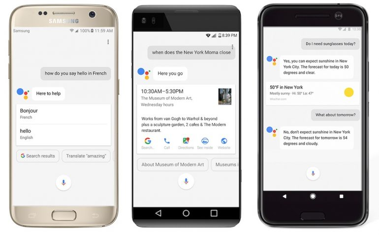 You Can Activate Google Assistant with