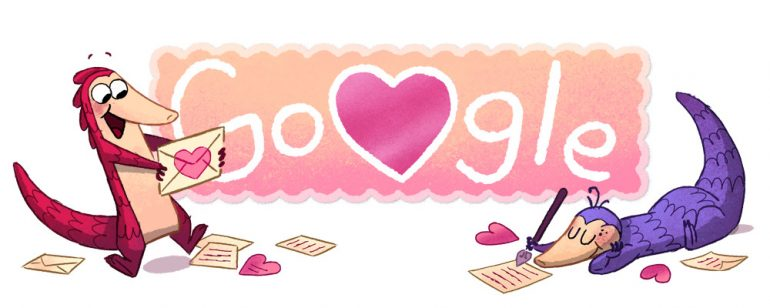 Google Celebrates Valentine's Day with Multiple Mini Games ...