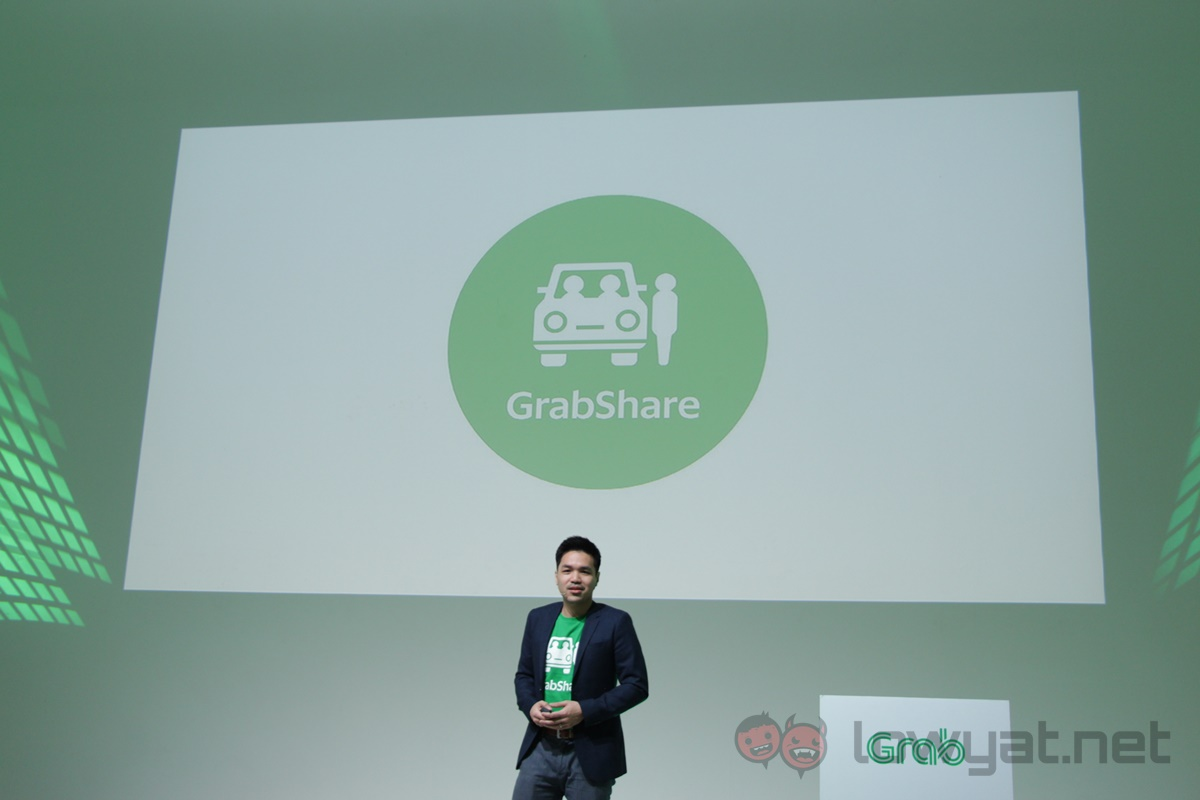 Grab Launches GrabShare Carpool Ridesharing In The Klang