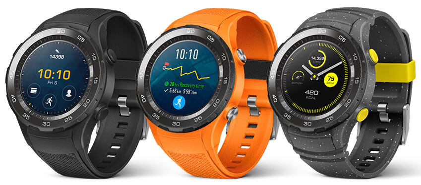 Huawei Watch 2 Gets Leaked Ahead of MWC 2017
