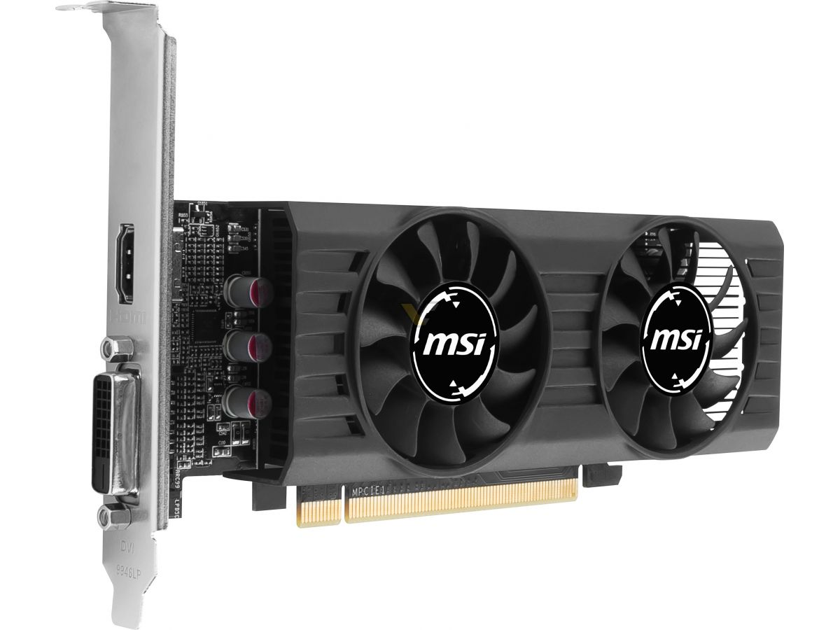 MSI RX 460 lp