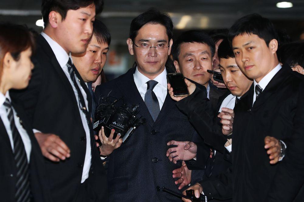 Samsung Jay Y Lee Bloomberg