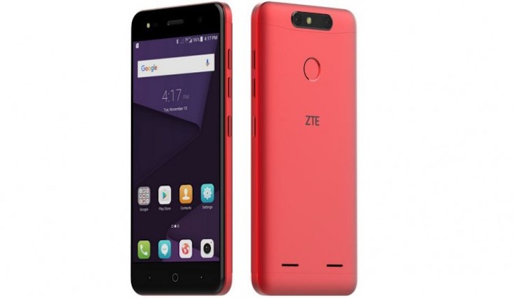 MWC 2017: ZTE Announces Two New Budget Smartphones – Blade ...