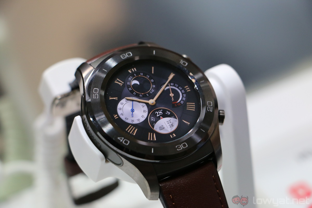 MWC 2017: Huawei Watch 2 Goes Official, Coming To Malaysia ...