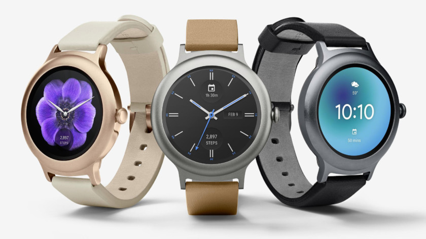 lg introduces its new android wear 2 0 watches lg