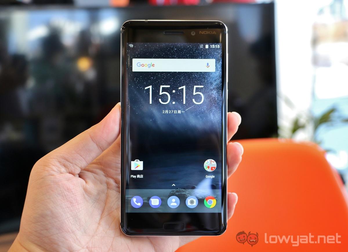 Nokia 6 - MWC 2017