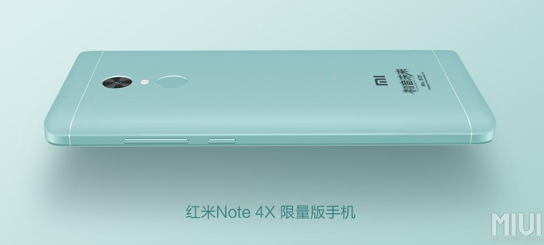 Xiaomi Teases The Redmi Note 4X Hatsune Miku Edition
