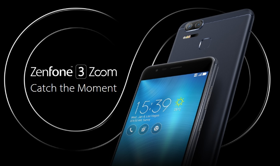 ASUS ZenFone 3 Zoom Now Available In Malaysia For RM 2099