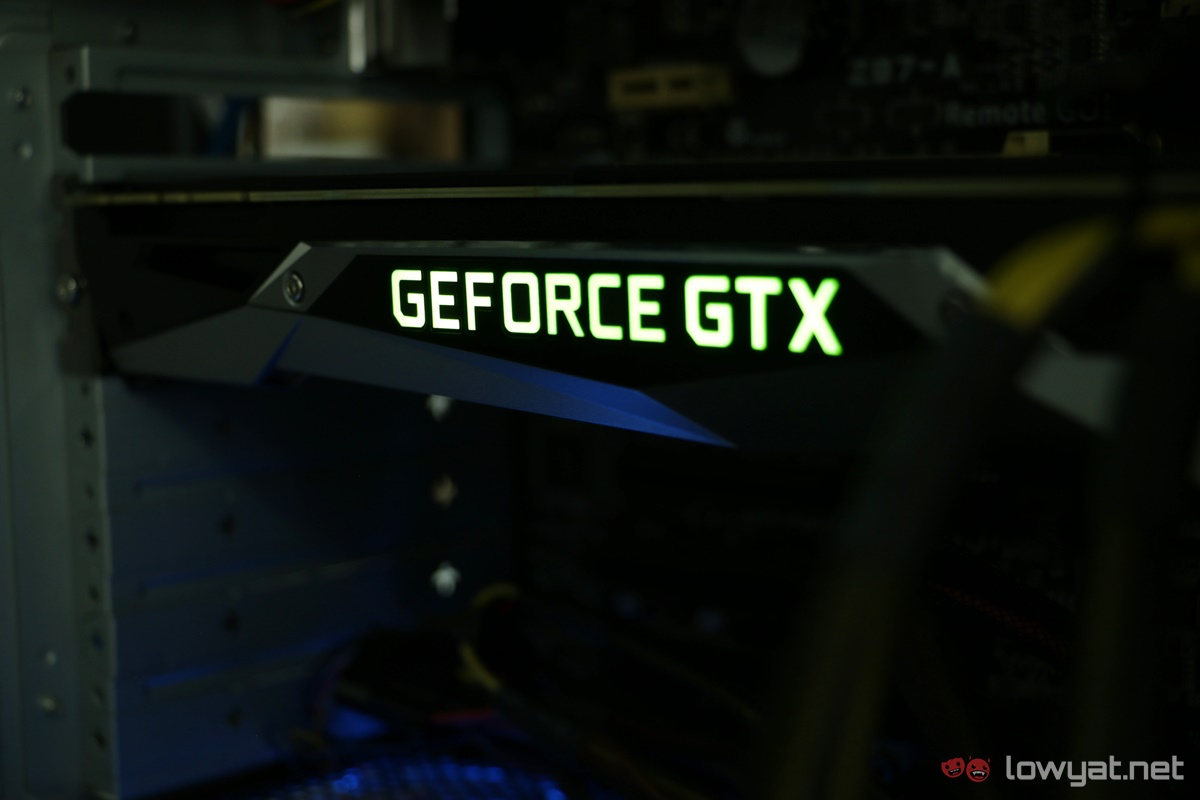 NVIDIA's next-gen GeForce teased as 'Ampere', unveil in 2018