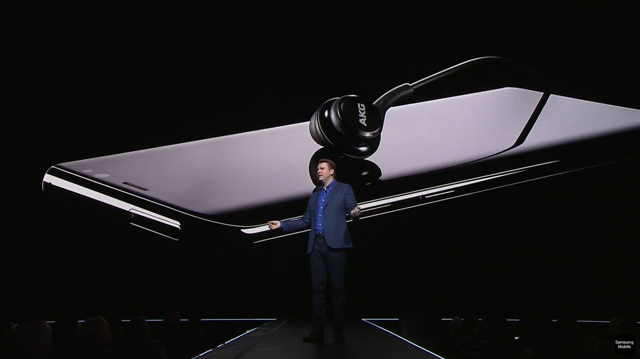 Samsung Galaxy S9 May Ship With Tuned By Akg Bluetooth Headphones