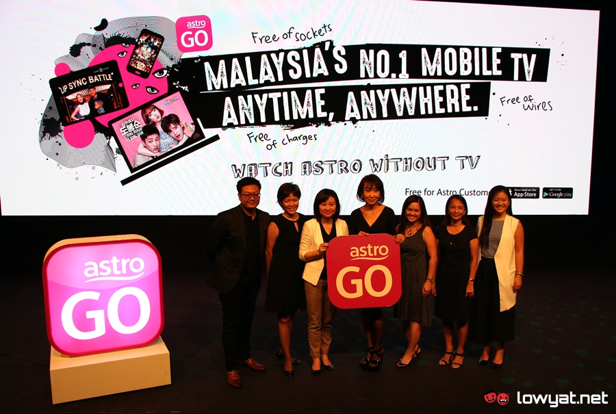 Astro Go Goes Official Is The Satellite Tv Company Trying To Realign Its Digital Strategy
