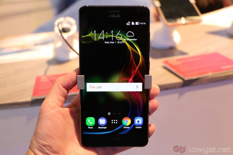 Asus Zenfone Ar With 8gb Ram Coming To Malaysia May Arrive In June