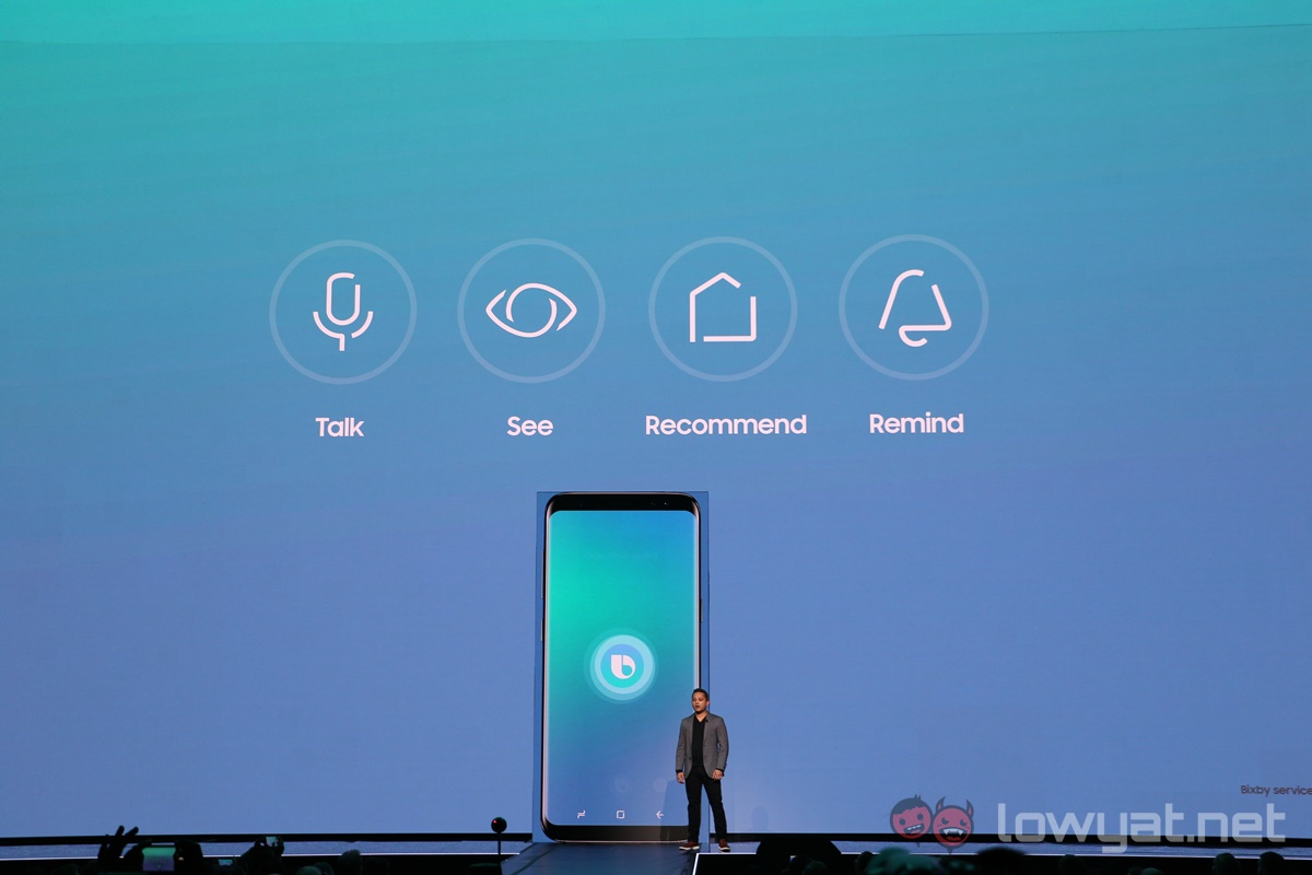 Half Bixby Preparing In Speaker To Powered Launch First A Samsung
