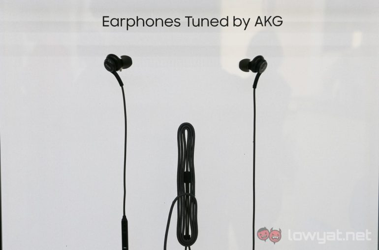 samsung galaxy s9 may ship with 39 tuned by akg 39 bluetooth. Black Bedroom Furniture Sets. Home Design Ideas