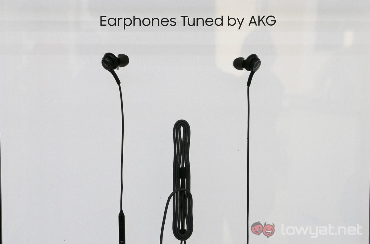 Samsung earphones s9 - earphones pack of 30