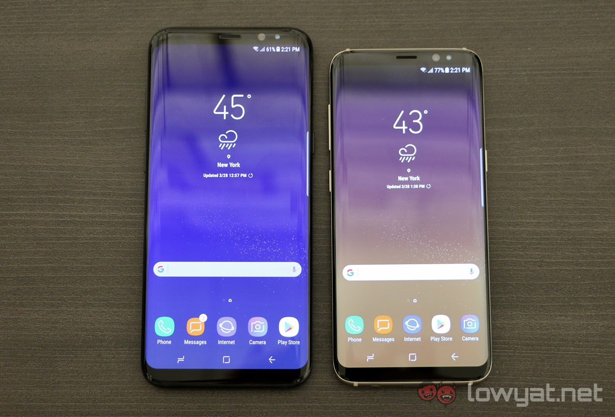 samsung galaxy s8 priced from rm3 299 in malaysia retails. Black Bedroom Furniture Sets. Home Design Ideas